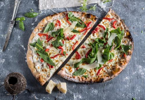Pizza Garden Cheese